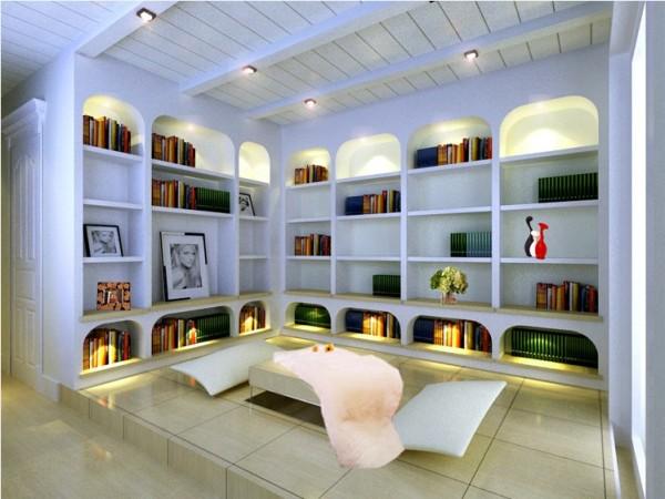 不一样的书架