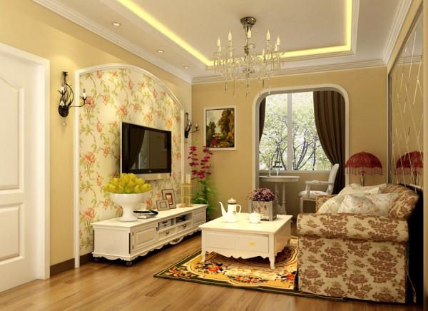 功能式客厅设计理念:客厅连着阳台空间光线都不错,所以储物学习会客休闲等功能有机的结合在一起