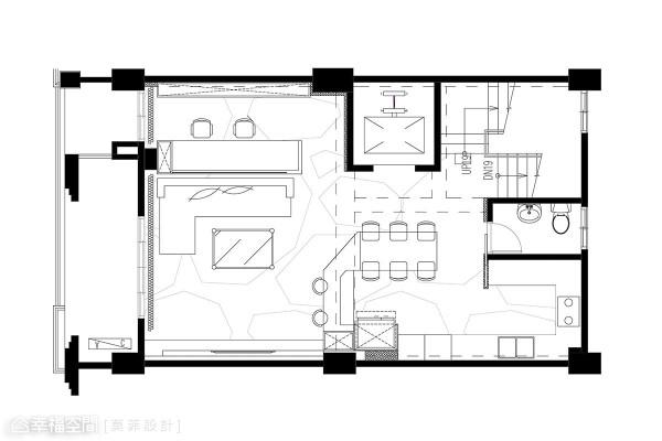 2楼平面图
