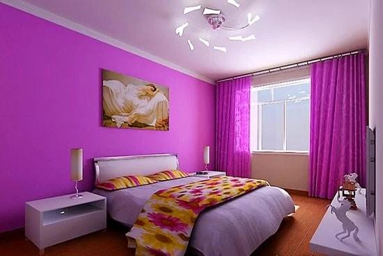 紫色介于温暖的红色与冷静的蓝色之间,是一种极佳的刺激色,在中国传统中被视为尊贵的颜色。由于跨越了冷暖两种色调,紫色能够根据结合的色彩而创建出与众不同的情调,深紫色神秘而高雅,淡紫色缠绵而浪漫