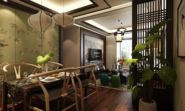 喜欢中式风格的陈先生一直希望把家居打造出恬静舒适的东方味道,考虑到要给孩子们一个舒适的生活环境,在设计师朋友的建议下,家居适用了新中式风格,将传统中式的优雅与现代的宜居完美融合在一起。