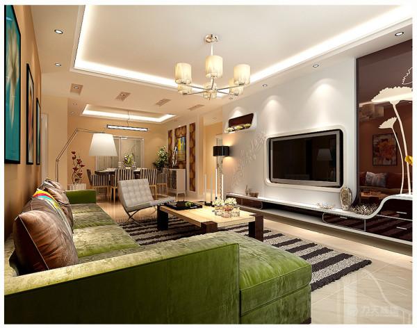 本案是保利海棠湾三室两厅一厨两卫128㎡的户型,房子是长期使用,考虑到实用性,采光系统,色彩的明亮度,整体设计风格定义为现代简约风格。