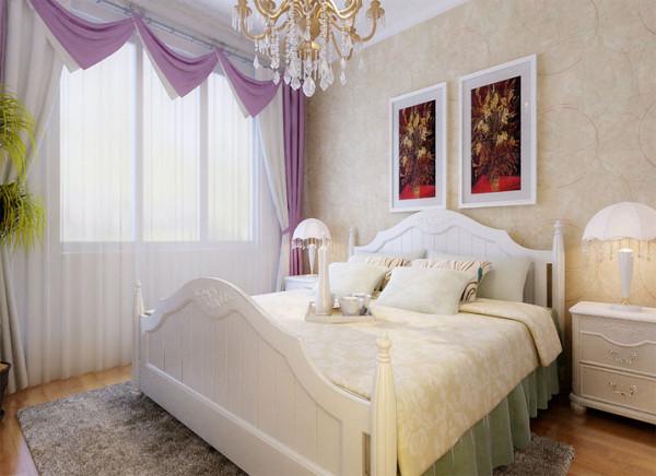 卧室卧室设计理念:卧室是主人放松,休息的私人空间。 亮点:线条与花纹的搭配,营造舒适与温馨,直线装饰在空间中的实用不仅仅突出现代人追求简约生活的居住要求,质朴设计风格,让储存功能更加丰富。