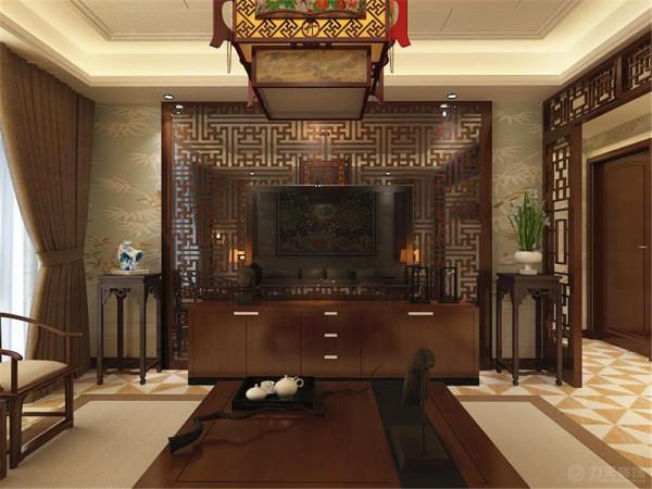该户型阳光经典两室两厅一厨一卫107.25㎡,方正明亮是适于设计。我的设计风格中式。