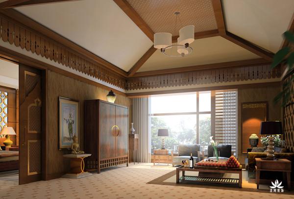 酒店套房客厅