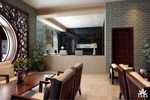 酒店茶楼收银台