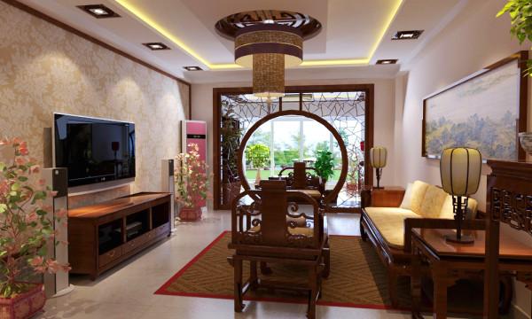 """主体设计以""""新中式""""为主题。在室内布置、线形、色调方面,吸取传统装饰主体设计以""""新中式""""为主题。在室内布置、线形、色调方面,"""