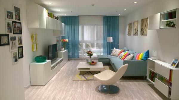 整体家装空间哲学,搭配和谐统一,实现客厅体闲娱乐及活动的更多空间享受。