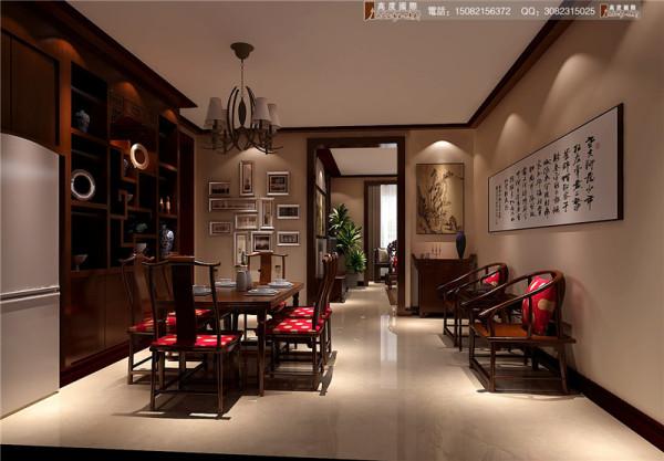 红树湾餐厅细节效果图-成都高度国际装饰