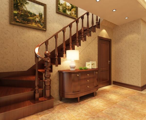 墙面用高档壁纸,或优质乳胶漆,以烘托豪华效果。