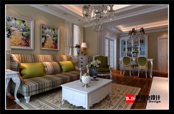 简欧风公寓设计,小户型也有大设计