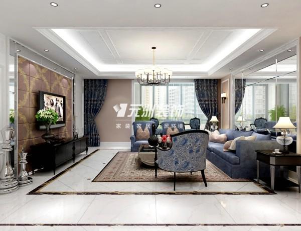 国际城4期后现代奢华设计