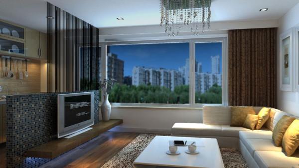 由于装修元 素少,以软装去营造家居空间,要给居室留下变换的空间,与现代风格的硬装进行完美的配合,才能显示出 美感。