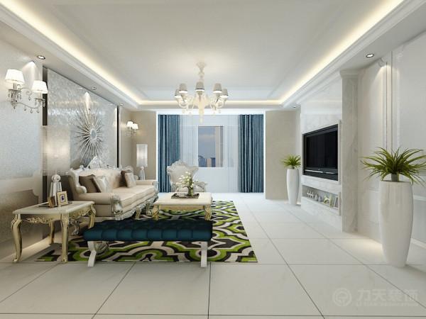 纯正的古典欧式风格适用于大户型与大空间,在中等或较小的空间里就容易给人造成一种压抑的感觉。这样便有了简约欧式风格(也称为现代欧式)也是目前住宅别墅装修最流行的风格。简欧风格更多的表现为实用性和多元化。