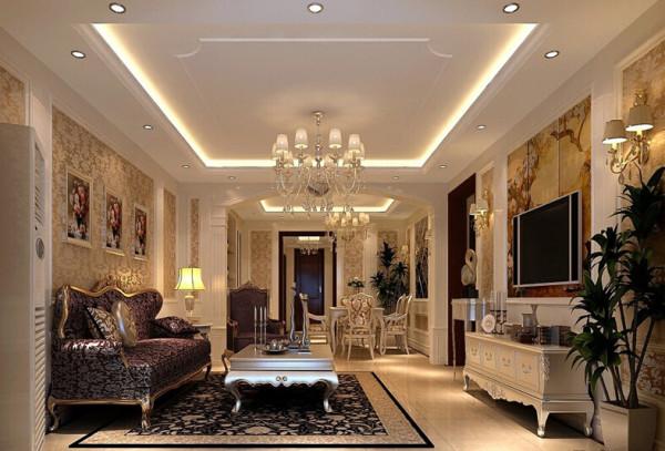 客户喜欢欧式、装饰材料上要求环保、设计风格上要求欧式但是不要浮华感,生活品质上要求高档生活氛围。希望房间隐蔽性更好,信封风水,要求从视觉设计上一定要让房子变的无整体冲突感。