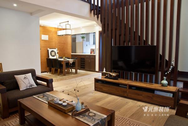 简约 欧式 日式风格 鑫界王府 室内设计 别墅 三居 收纳 客厅图片来自