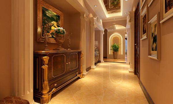 设计理念:典型的罗马柱造型!加上对称美学的空间运用!使整体空间具有更强烈的西方传统的尊贵气息!