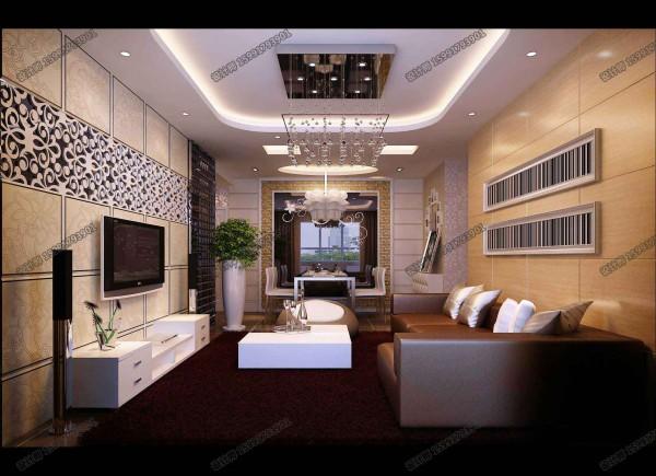现代简约风格 110平方 古朴自然 低调稳重 适合小有成功的上班族、生意人居住