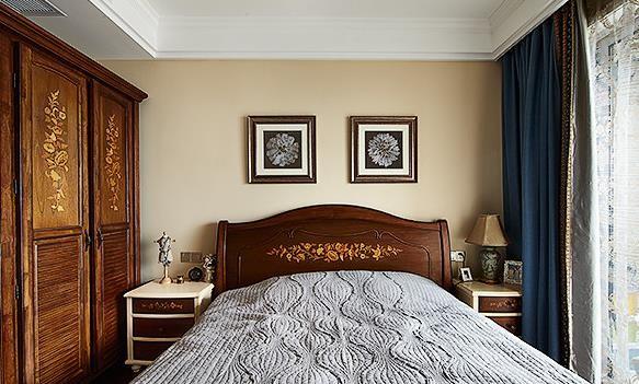 卧室正面图