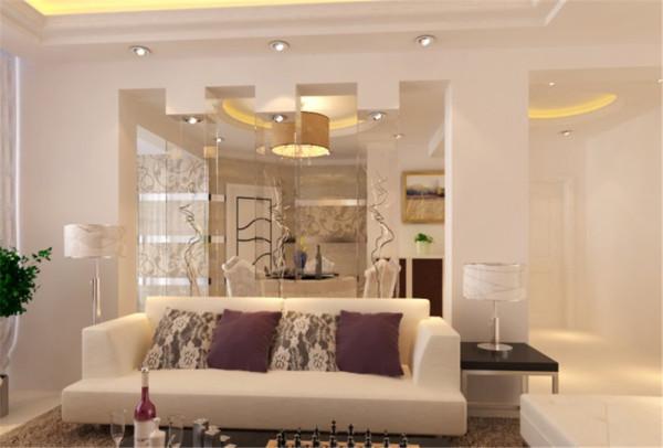简单的线条 明快的颜色 实用的家具是最适合现代人居住的环境。就是现代简约这种设计手法遵循的原则。