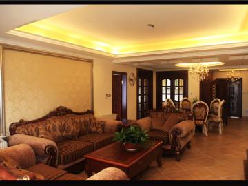 融科东南海四室两厅欧式风格