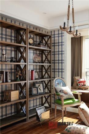 三居 美式 小清新 儿童房图片来自大墅尚品-由伟壮设计在『美の风』—美式乡村风格的分享
