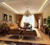 上林溪 三居室 新古典风格