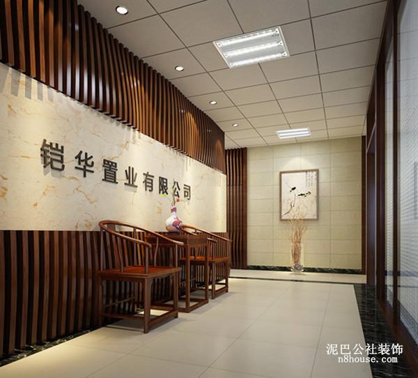 门口摆放的两把中式木椅,也超有中世纪的中国味道呢