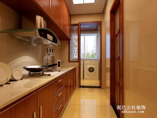 木质橱柜,简单、自然