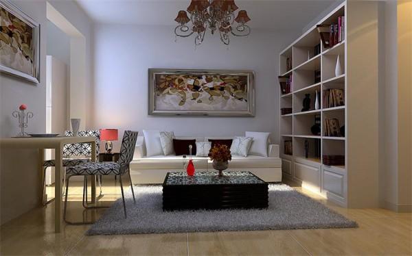 设计理念:选材方面,用了玻璃、镜子等现代材料,大大提升了原质感的对比效果,在表现尊贵的同时还增添了几分现代感。与此同时,本案配搭了暖色的灯光,打破了传统布局沉闷的格调