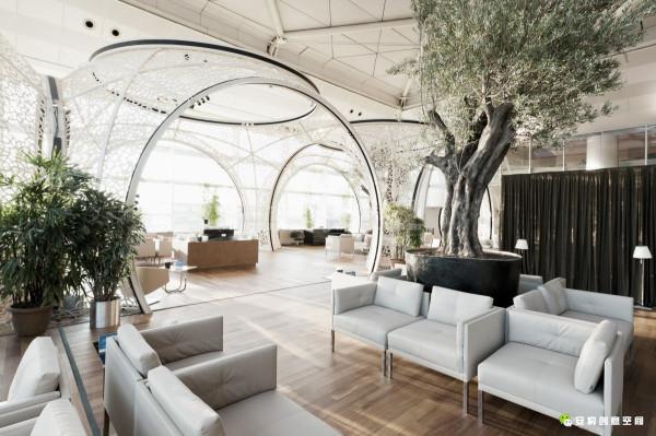 坐落于土耳其伊斯坦布尔的土耳其航空公司CIP休息室由Autoban担纲设计而成。该休息时位于伊斯坦布尔阿塔图尔克机场的候机室内。休息室占地3000平方米,每天可以容纳2000名游客。