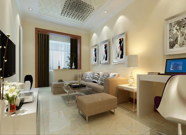 现代简约风格不尽可以时尚,也可以装修设计出无限温馨的舒适感。上面的现代简约风格客厅,给人视觉的、精神的享受。灰色的沙发、室内融合一个看起来简单的角落设计,其实都凝结着设计师的独具匠心,既美观又实用。