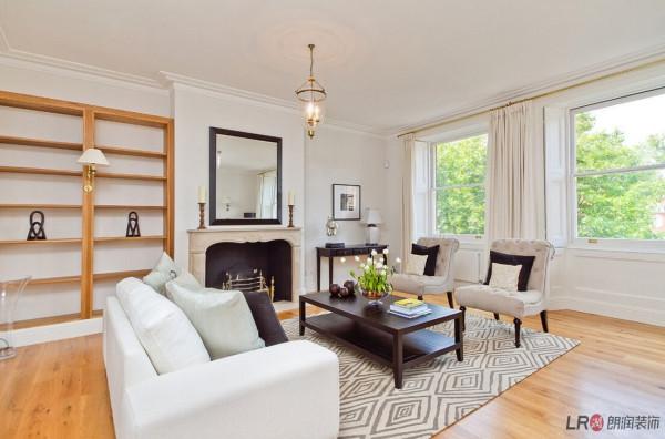 装饰材料与色彩设计,为现代风格的室内效果提供了空间背景。通过家具、地面材料、陈列品 甚至光线的变化来表达不同功能空间 的划分,而且这种划分又随着不同的时间段表现出灵活 性、兼容 性和流动 性。