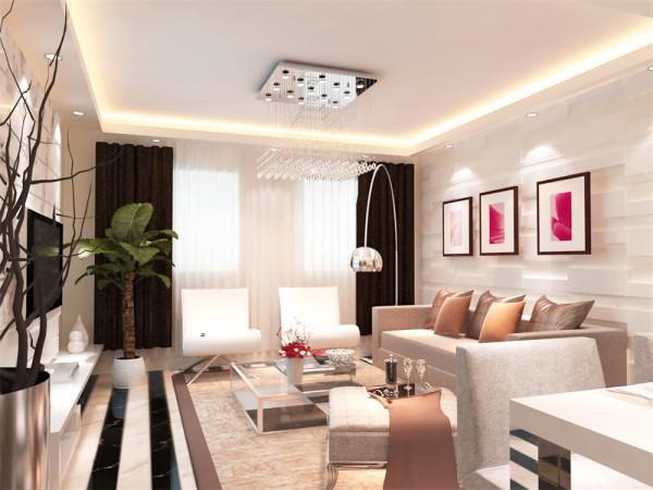 现代前卫风格在设计中尽量使用新型材料和工艺做法,追求个性的室内空间形式和结构特点。色彩运用大胆豪放,追求强烈的反差效果,或浓重艳丽或黑白对比。