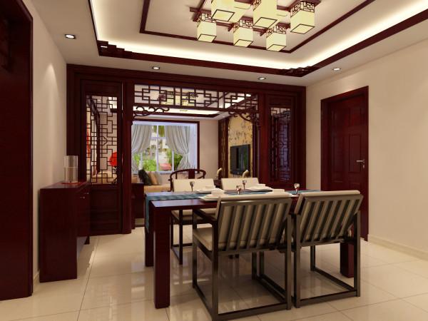 设计理念:门厅和过道连接通往卧室。业主有一幅百福十字绣想装饰在此交汇处。