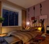 时尚雅致128㎡三居室装修设计