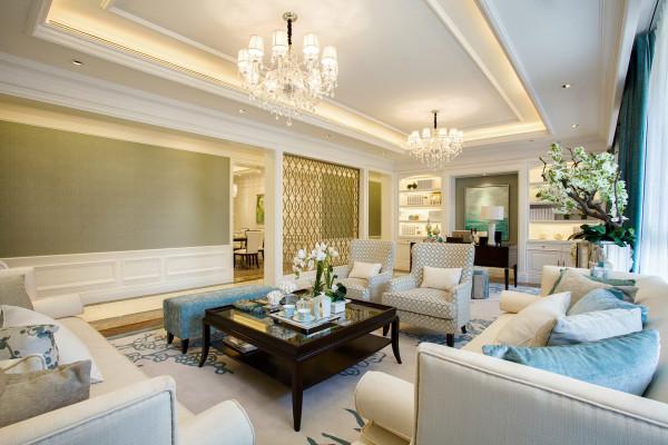 客厅的北欧风格