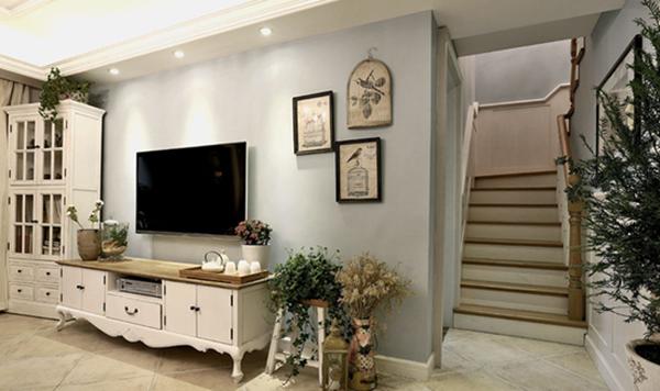 简约 欧式 田园 混搭 电视背景墙图片来自泥巴公社设计师戴鲁君缘在人