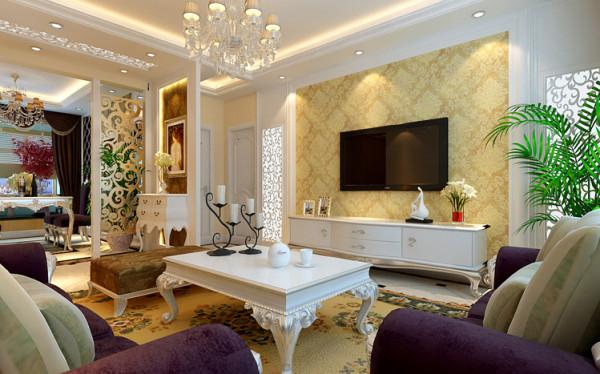 简欧风格,如果说古典欧式风格线条复杂、色彩低沉,而简欧风格则在古典欧式风格的基础上,以简约的线条代替复杂的花纹,采用更为明快清新的颜色,既保留了古典欧式的典雅与豪华,又更适应现代生活的休闲与舒适。