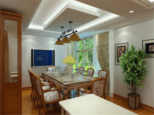 欧式的居室有的不只是豪华大气,更多的是惬意和浪漫。通过完美的典线,精益求精的细节处理,带给家人不尽的舒服触感,实际上和谐是欧式风格的最高境界。同时,欧式装饰风格最适用于大面积房子,若空间太小,