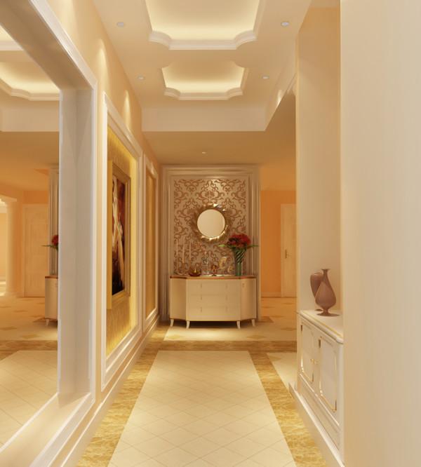 好的设计离不开整体规划与配饰,本案中亦通过软装陈设与用色来表达居室氛围,使整体空间看起来层次丰富、动线流畅、富有韵律,并保持了雍容贵气的格调。