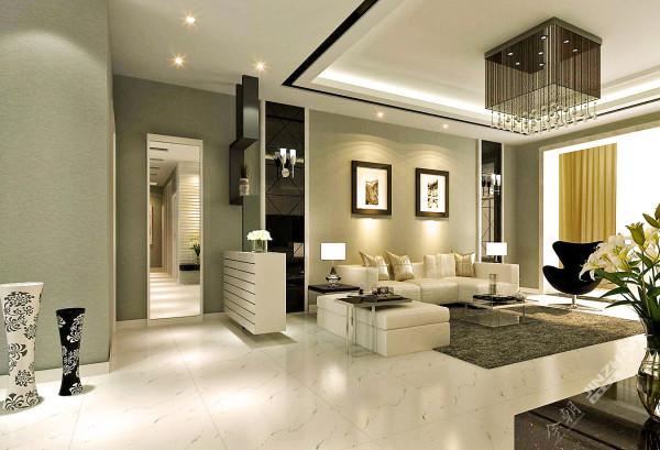 沙发墙设计图