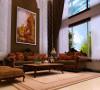 九龙城80平中式古典风格