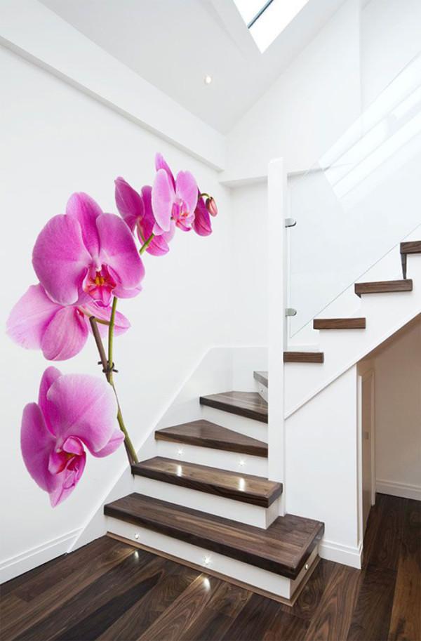 植物、花朵为题材,可以一枝独秀表现优雅纯净,也可以万紫千红热烈丰富。