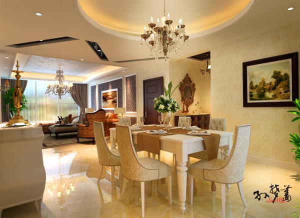 随着简约室内设计风格的升级和传统欧式风格的净化,一些成功人士开始追逐简欧的家居风格。加上了部分现代风格的元素,使色彩与造型更好的诠释,也体现了主人的气质与修养。