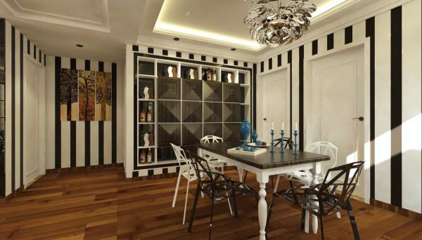 定制酒柜,创意时尚。与电视背景镜子结合相呼应