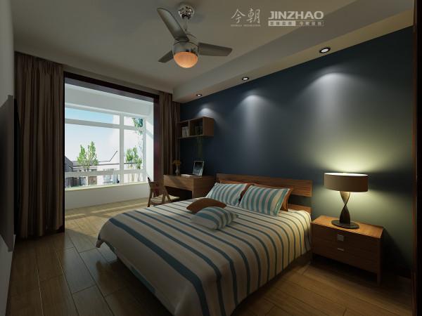 卧室则以温馨的中性色,既利于睡眠又能突出家的温馨。设计图