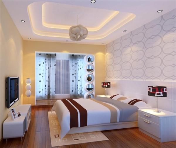 如沙发需要靠枕、茶几需要地毯、餐桌需要餐布、床需要窗帘和床单陪衬等,软装搭配是现代风格家具装饰的重点。