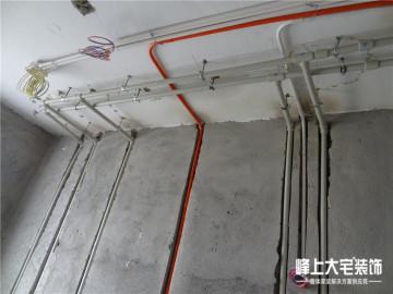 藏珑水电改造