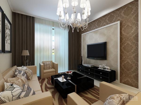 本次案例设计的是沽上江南两室一厅一厨一卫93平米,本次案例的设计风格为混搭风格。